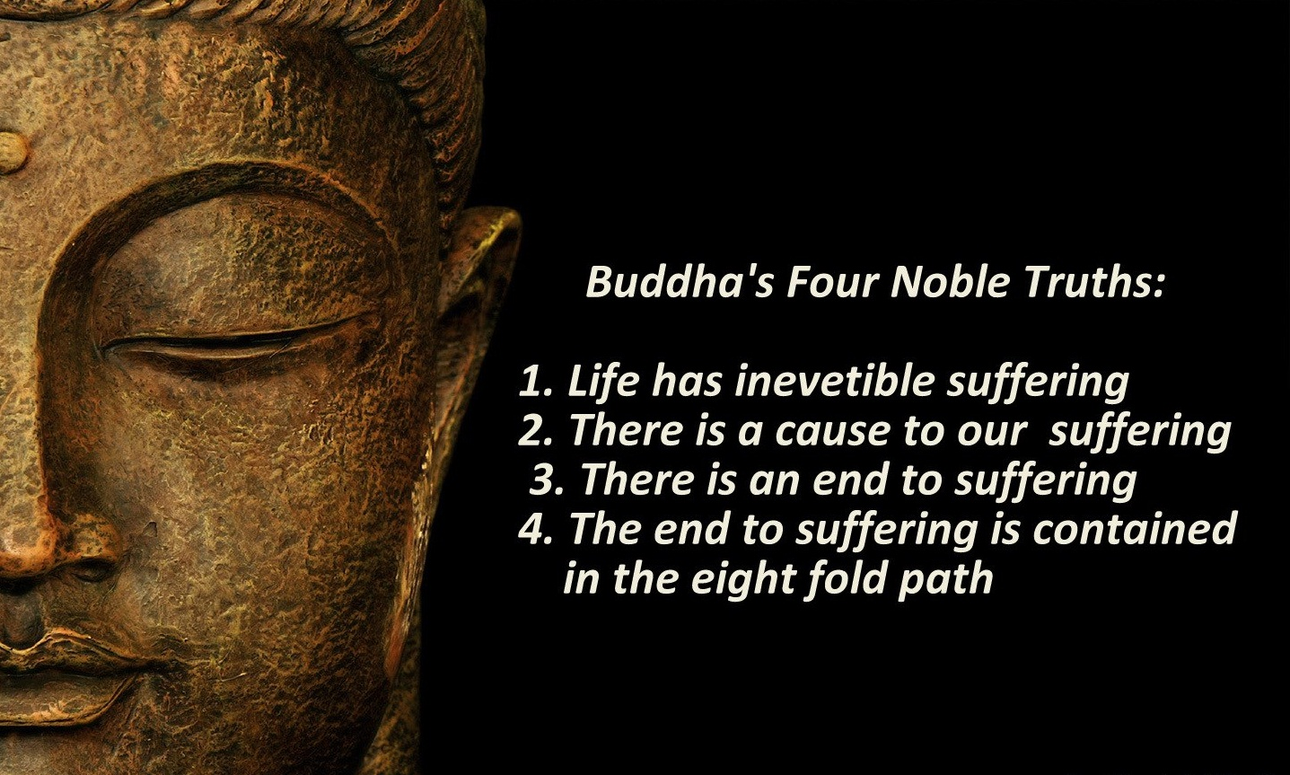 bhudda four Noble Truths