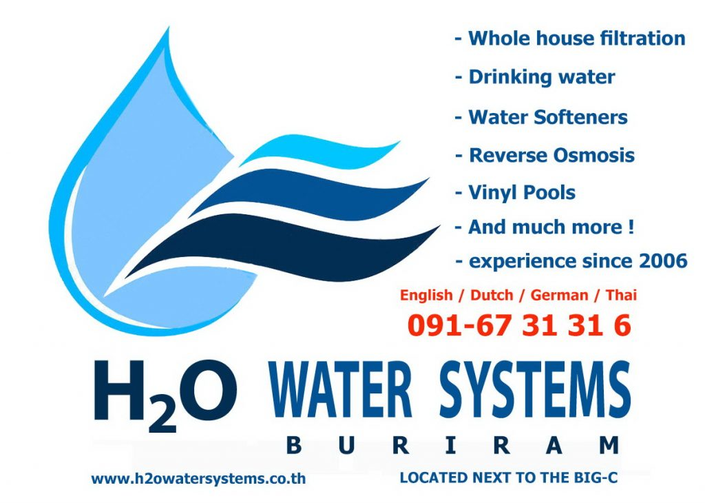 H2O Water Systems Clean Water for Everyone