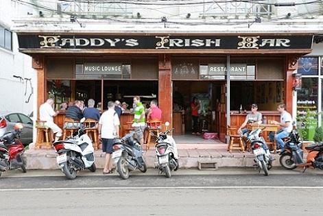 Paddys_Buriram_outside