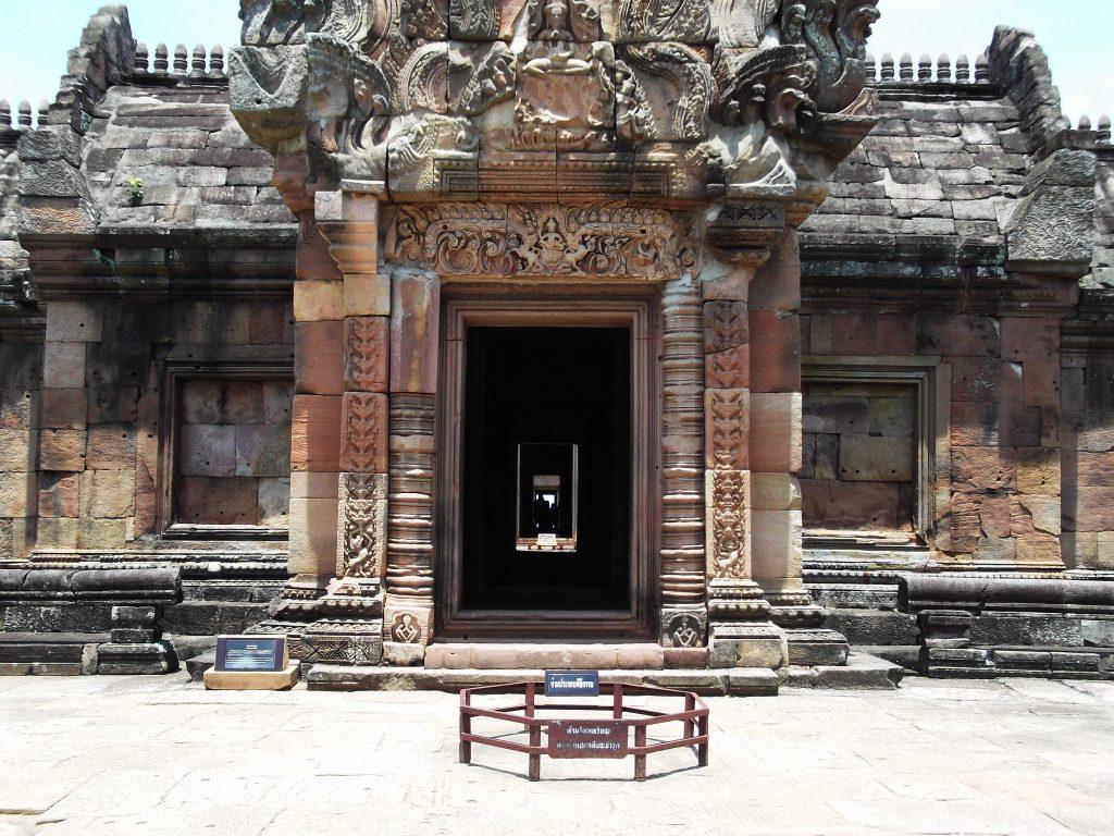 temple complex buriram