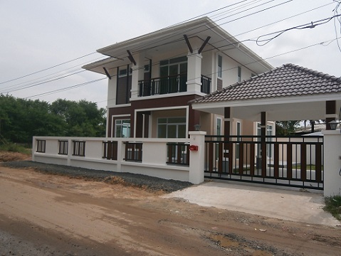 Demand For New Residential Houses In Buriram