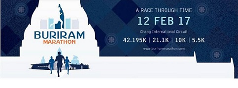 "Buriram Marathon, ""Time To Start Training"""
