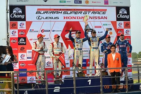 Flash Report – As Lexus Win The Super GT In Buriram