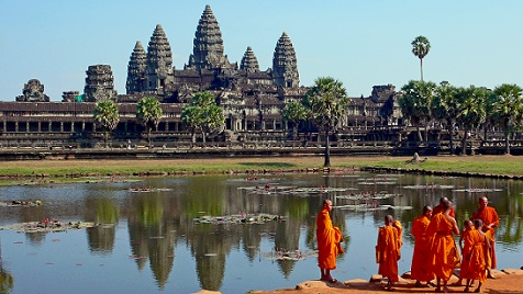 Visit Angkor Wat – Seventh Wonder Of The World