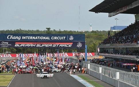 Buriram Super GT Race This Weekend