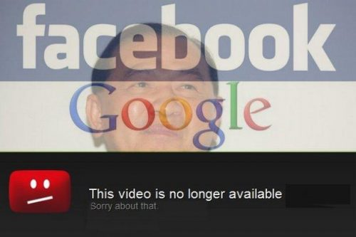 """Government And Google Have Blocked """"Inappropiate"""" Web Sites"""