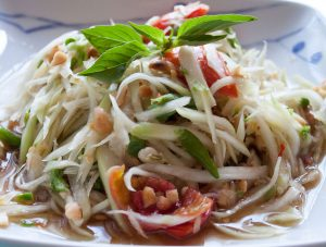 Isan Food Favourites a Top Ten from Buriram.