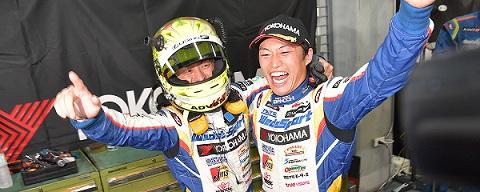 Sekiguchi Takes Pole Position In Buriram GT