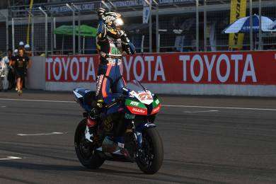 Supersport 600 Swarm Into Buriram This Weekend For The Finale