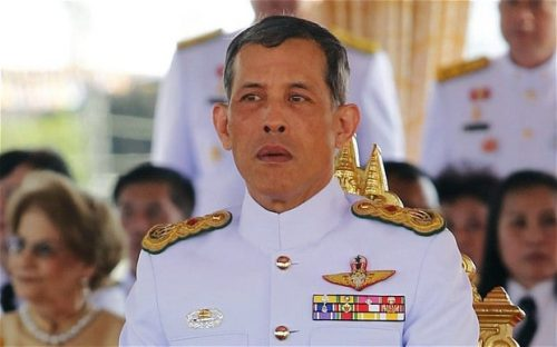 Thailand's parliament starts process of naming new king