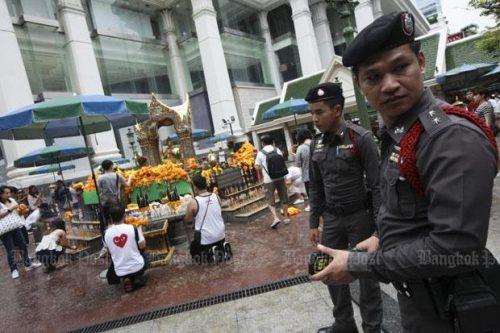 Bomb Alert Still In Force In Bangkok