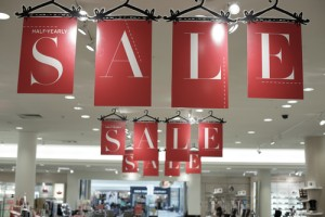 Bargains To Be Had As December Sales Announced