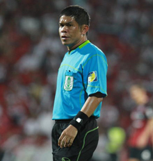 Thai Sergeant-Major Sentenced To Life For Hit On Referee