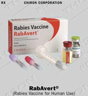 Rabies rabies vaccine
