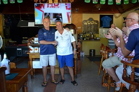 Buriram Golf Society Captain's Day 2016