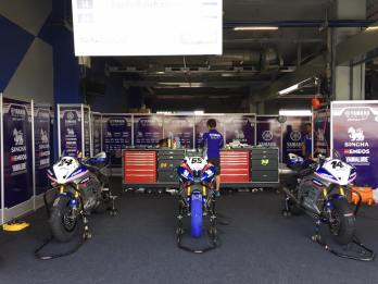 The Hammer Went Down For Front Row Lock–Out At Buriram