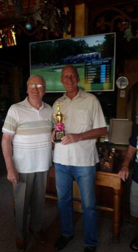 Buriram Golf Society President's Day