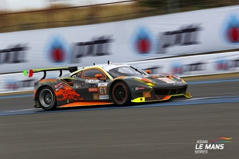 Heat Is On For The Buriram Le Mans