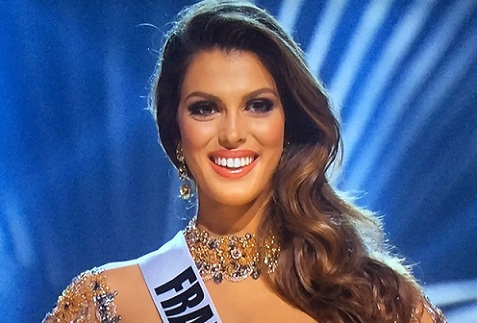 Miss France is crowned Miss Universe 2017 - Buriram Times