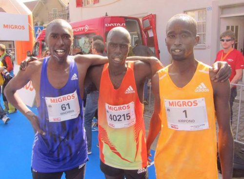 Buriram Marathon 2017 Results