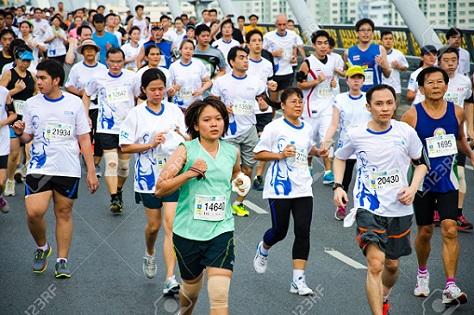Buriram Marathon Organizers Expect 14,000 Runners Tomorrow (Sunday)