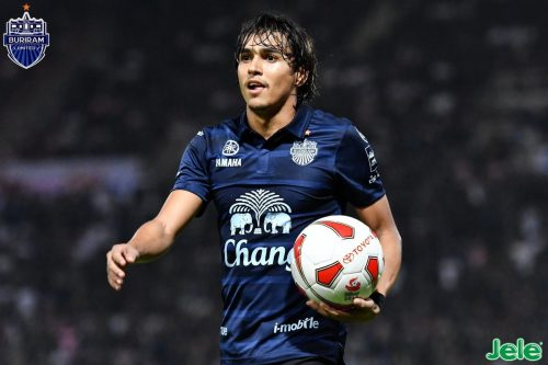 Buriram's Coutinho On The Move?