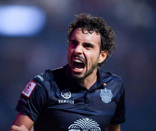 Buriram Let Two Points Slip Despite Diogo Super Show