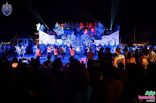 Songkran Road Closure In Buriram And Concerts At I-Mobile