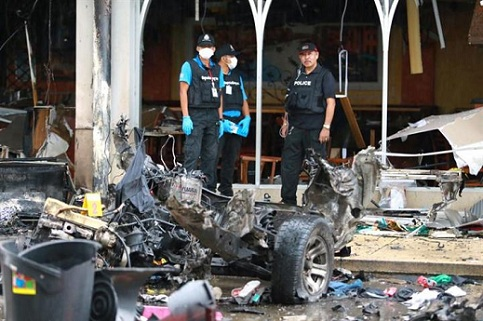 Southern Islamic Teacher Suspected of Big C Bombing