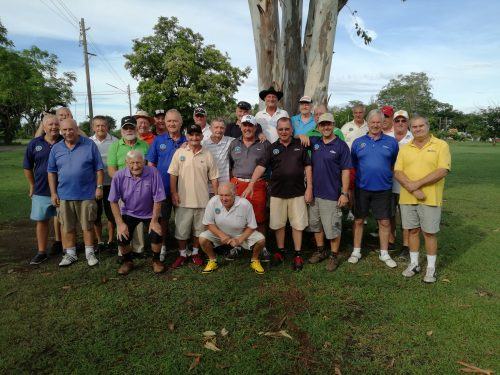 Buriram Golf Society Texas Scramble A Tight Affair