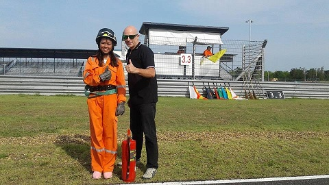 The Other Stars of Racing at the Buriram International Circuit