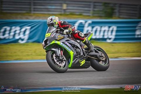 Buriram  PTT BRIC Superbikes Championship Round 1.