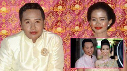 Blushing Bride Has Wedding Day Disaster