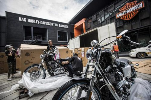 Harley Davidson Production Coming To Thailand