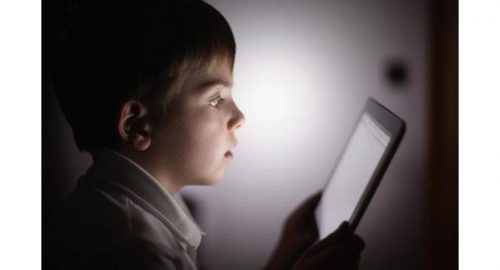Tablets And Smartphones Causing Problems For Young Children