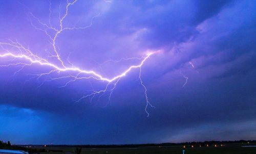 Buriram Hit By Severe Tropical Storm Last Night