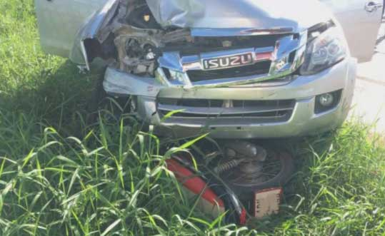 Australian Man Fleeing From Police Following An Accident Kills Udon Woman
