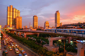 Bangkok, City Of The Past And The Future