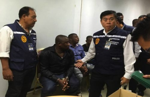Immigration Bust A Ring Of African And Afghan Men Paying 5,000 bht For Thai Wives