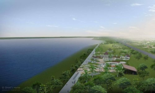 Buriram Resevoir Being Developed For Nature Lovers And Fitness Enthusiasts