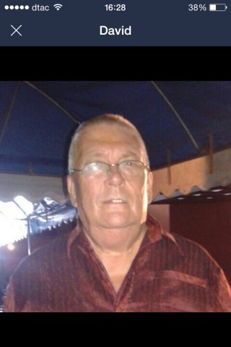 David Travis , Resident Of Buriram