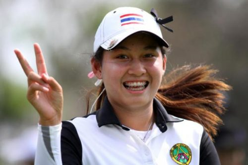 Thai Girl Becomes The Youngest Winner Ever On The Ladies European Golf Tour