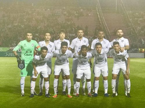 Buriram Stutter To Fortunate Victory Over League 2 Chainat In League Cup