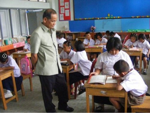Thai Teaching Candidates Want Standard Of English Requirements Lowered