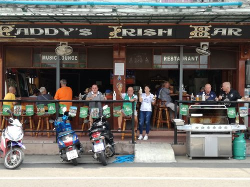 Paddy's Irish Bar In Buriram Open For Business As Usual