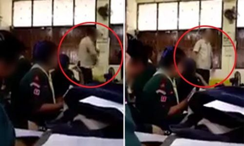 Chonburi School Director Insists Corporal Punishment Is Necessary