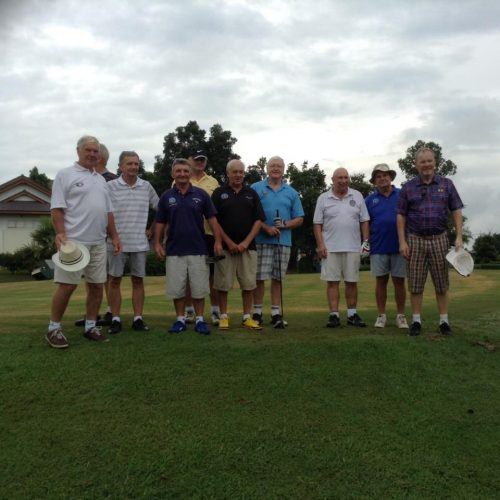 Buriram Golf Society Hit Khon Kaen……Again !