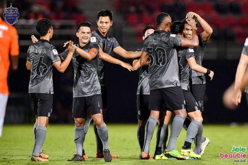 Buriram Close In On Regaining League Title