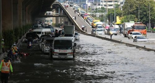 Unnecessary Panic Caused By Online Rumours Regarding Bangkok Flooding