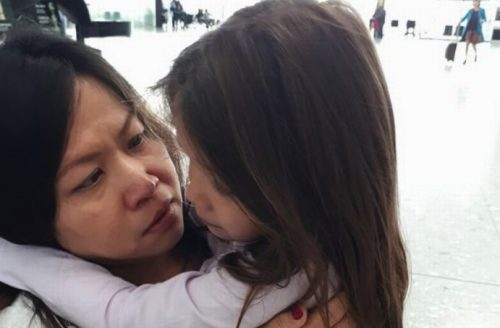 Thai Woman Is Forced To Leave Her Husband And Six Year-Old Daughter Behind In UK